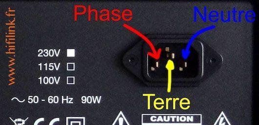 Phase et neutre en hifi hifi link lyon geneve annecy grenoble - Comment utiliser un tournevis testeur ...