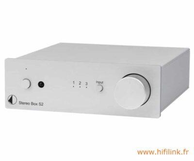pro-ject stéreo box s2