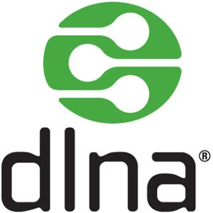 logo dlna streaming