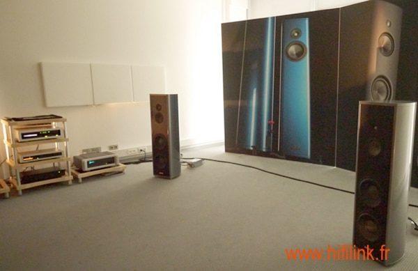 Magico S5 et amplification Spectral