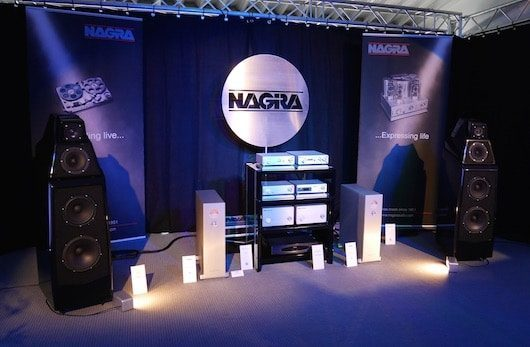 Wilson audio nagra Munich 2015
