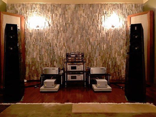 verity audio lohengrin II et verity audio-Audio research