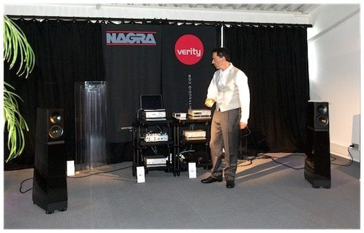 verity audio parsifal anniversary et nagra munich 2011