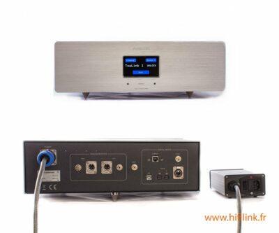 audiomat maestro 3 connectiques