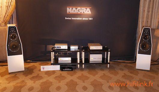 Nagra et wilson audio sabrina CES 2016