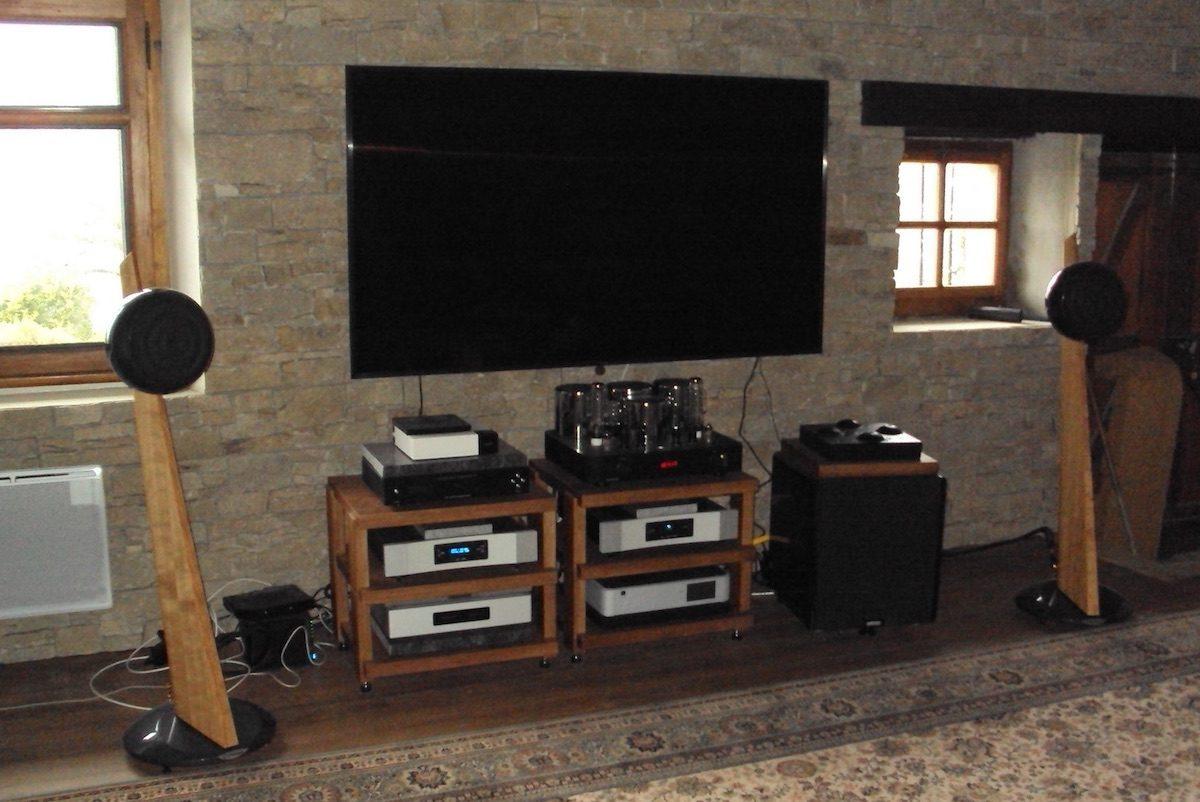 installation de mr at 18 12 2016 hifi link lyon geneve annecy grenoble. Black Bedroom Furniture Sets. Home Design Ideas