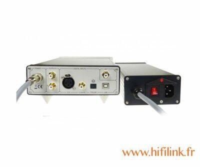 audiomat tempo 2.8 DAC connectique
