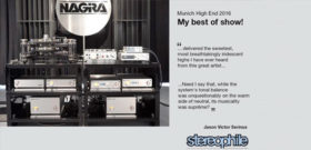 nagra best of show stereophile
