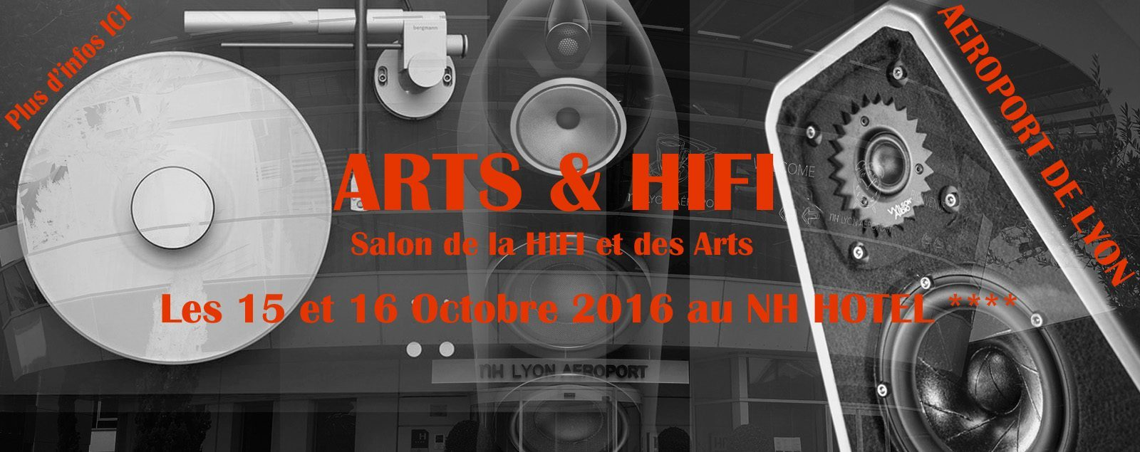 2016 salon hifi de lyon les 15 16 octobre 30074031 for Salon lyon 2016