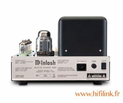 mcintosh-mc-275-connectique