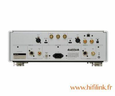 Esoteric D-02X connectiques