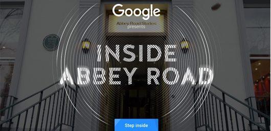 Visite de abbey road studios hifi link lyon geneve for Abbey road salon
