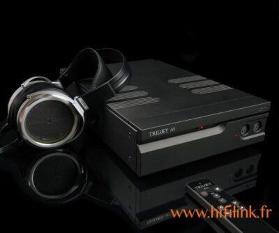 trilogy audio H1 et SR009 Stax ampli casque