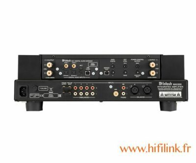 Mcintosh MA5300 connectique