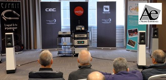 Audio experience le compte rendu du salon de lyon 2017 for Salon de lyon 2017