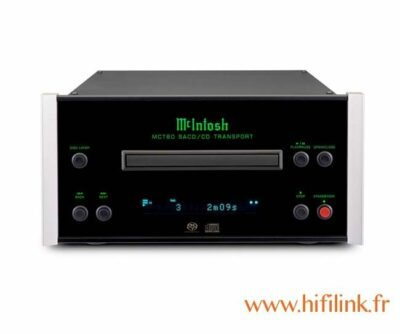 Mcintosh MCT80 CD et SACD