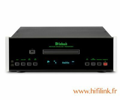 Mcintosh MCT500 face
