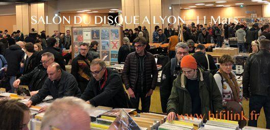 Philippe man uvre au salon du disque de lyon hifi link for Salon du diy lyon