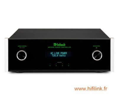 mcintosh MPC500 secteur protection