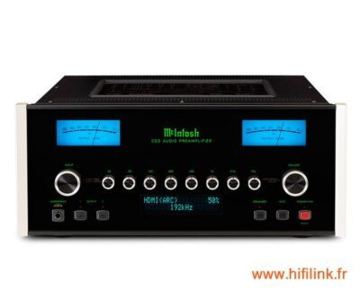 mcintosh c53 preamplificateur