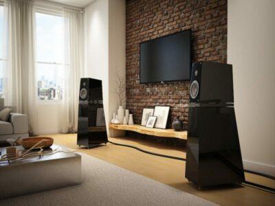 Installation hifi haut de gamme Verity Audio Leonore