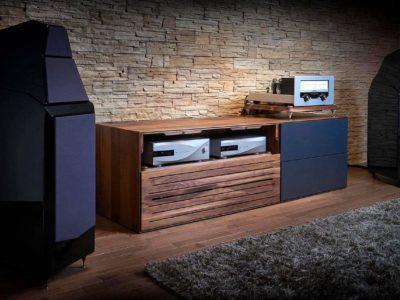 installation hifi haut de gamme Wilson Audio 1