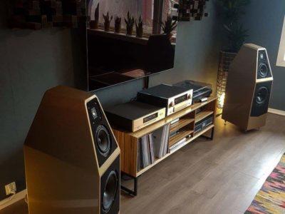 installation hifi haut de gamme Wilson Audio 2
