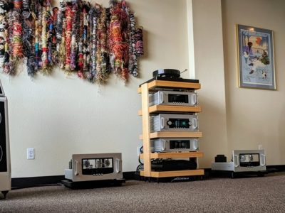 installation hifi haut de gamme Wilson Audio 9