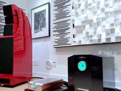 installation hifi haut de gamme Wilson Audio Alexx