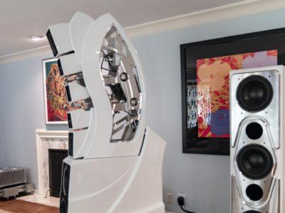 installation hifi haut de gamme Wilson Audio Wamm 2