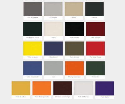 wilson audio couleurs