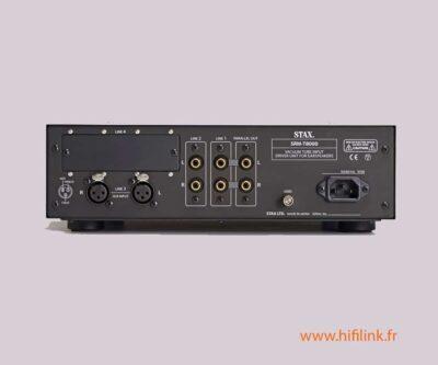 stax t8000 connectiques
