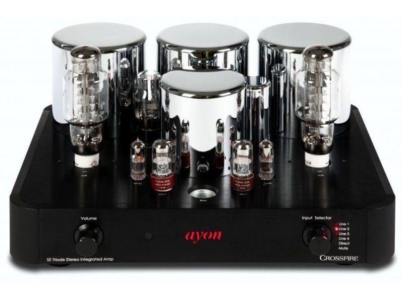 amplificateur à tubes haut de gamme