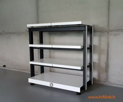 franc audio wood block rack double