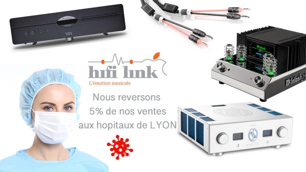 COVID 19 lyon hifi link
