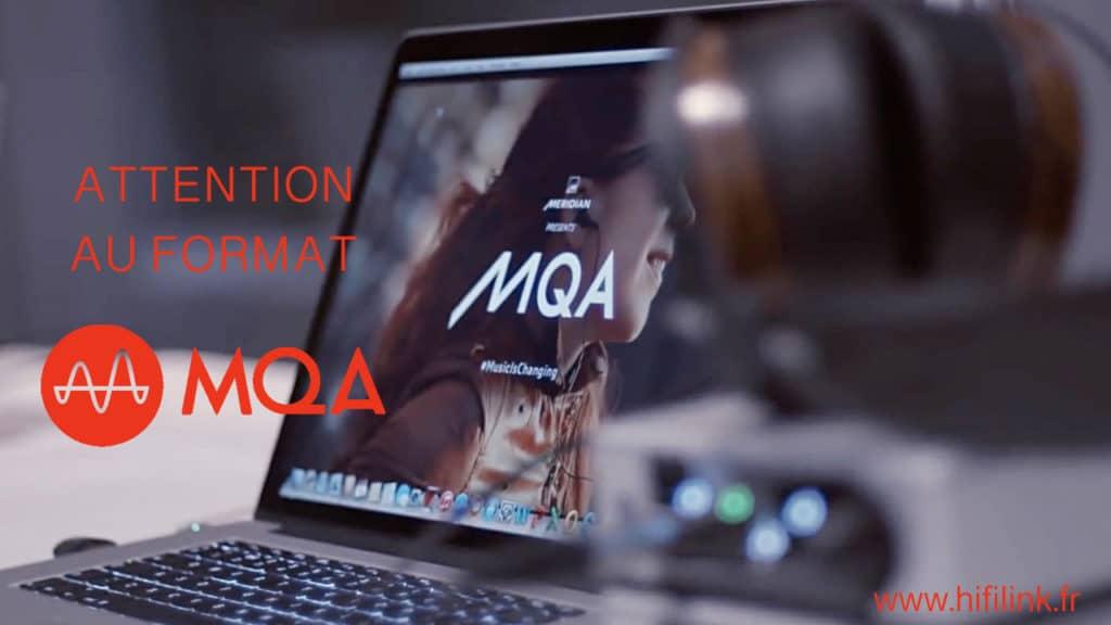 MQA Format Audio Destructeur