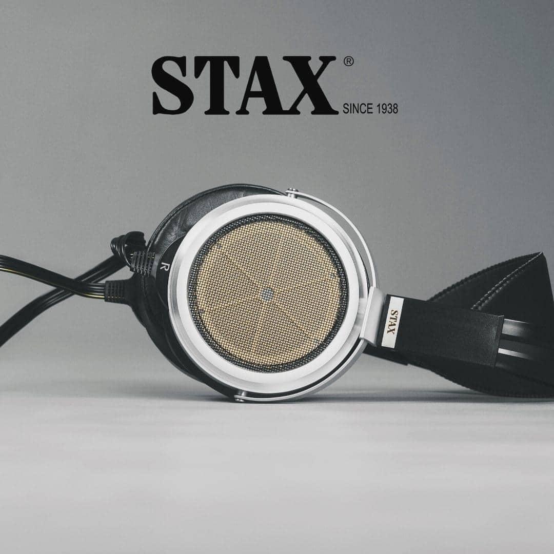les casques Stax