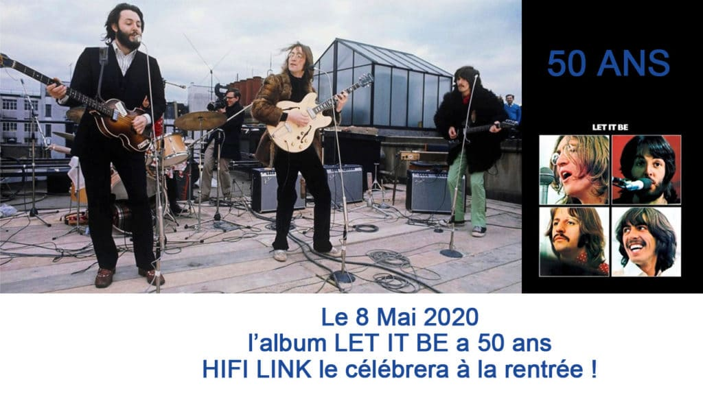 Beatles let it be 50 ans