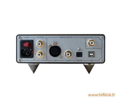 audiomat tempo c connectiques
