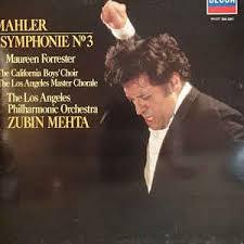 Mahler Zubin Mehta