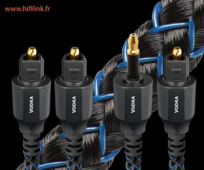 audioquest cables optique vodka