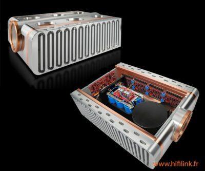 dan d'agostino relentless amplificateur monoblock