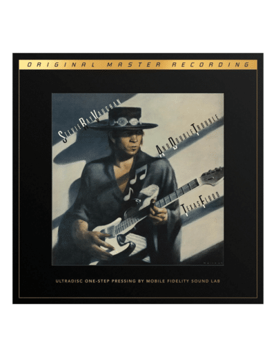 MoFiStevie Ray Vaughan & Double Trouble