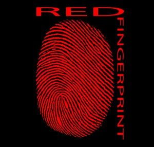 red-fingerprint