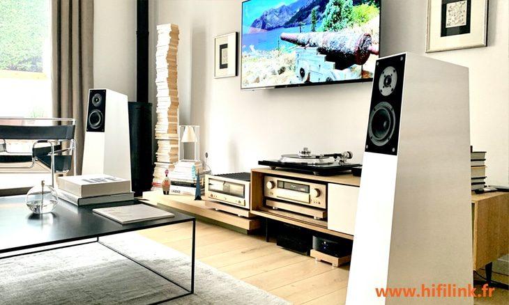 installation hifi haut de gamme verity audio mr MG