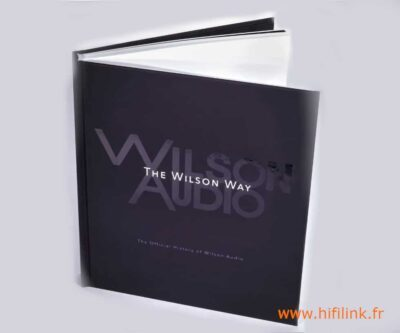 wilson audio livre historique