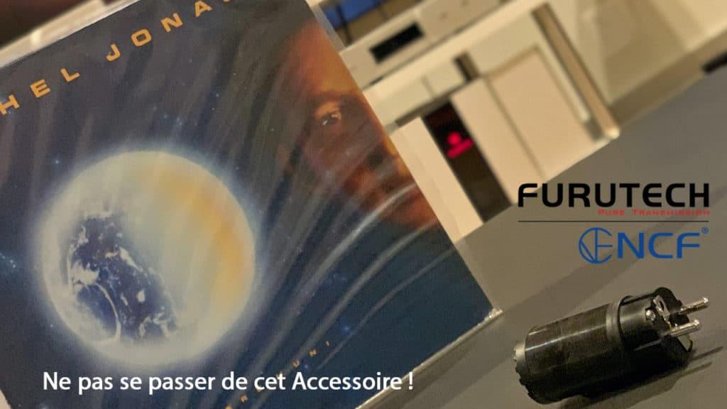 Furutech Clear Line NCF accessoire indispensable