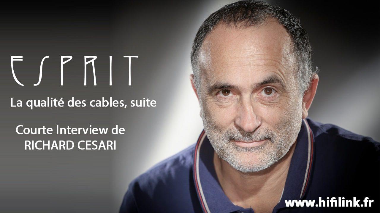 richard cesari interview cables