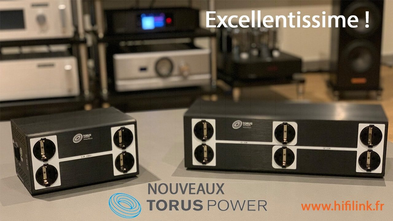 torus power nouveaute 2020