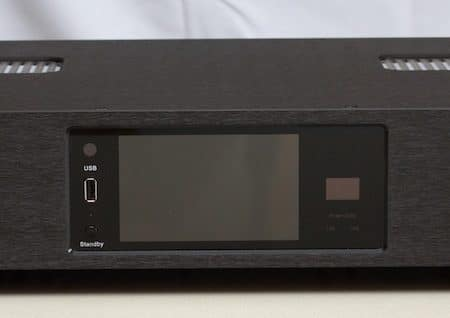 AYON S-10 II Streamer DAC Version Signature